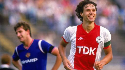 Marco van Basten - Perfil del jugador | Transfermarkt