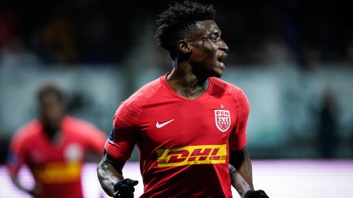 Mohammed Kudus - Player profile 19/20 | Transfermarkt