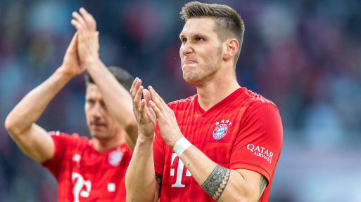 Niklas Sule Player Profile 20 21 Transfermarkt