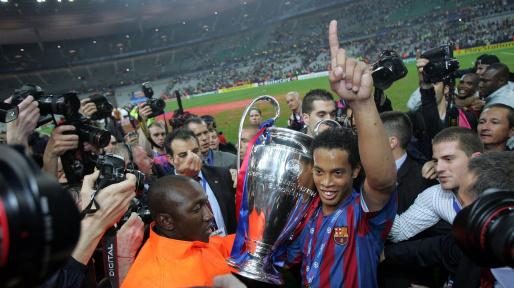 Ronaldinho Nummer
