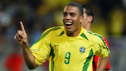 Ronaldo Nazario. Photo credit: Goal.com