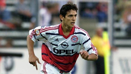 © imago images / Von 1999 bis 2007 schoss Roque Santa Cruz 51 Tore in 238 Spielen für den FC Bayern