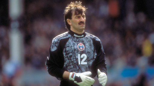 Stanislav Cherchesov - Player profile | Transfermarkt