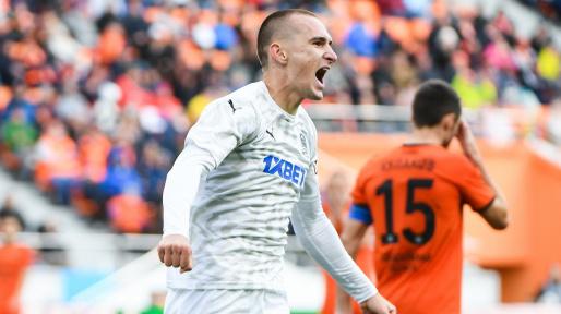 Daniil Utkin Player Profile 20 21 Transfermarkt