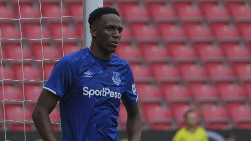 Yerry Mina Player Profile 20 21 Transfermarkt