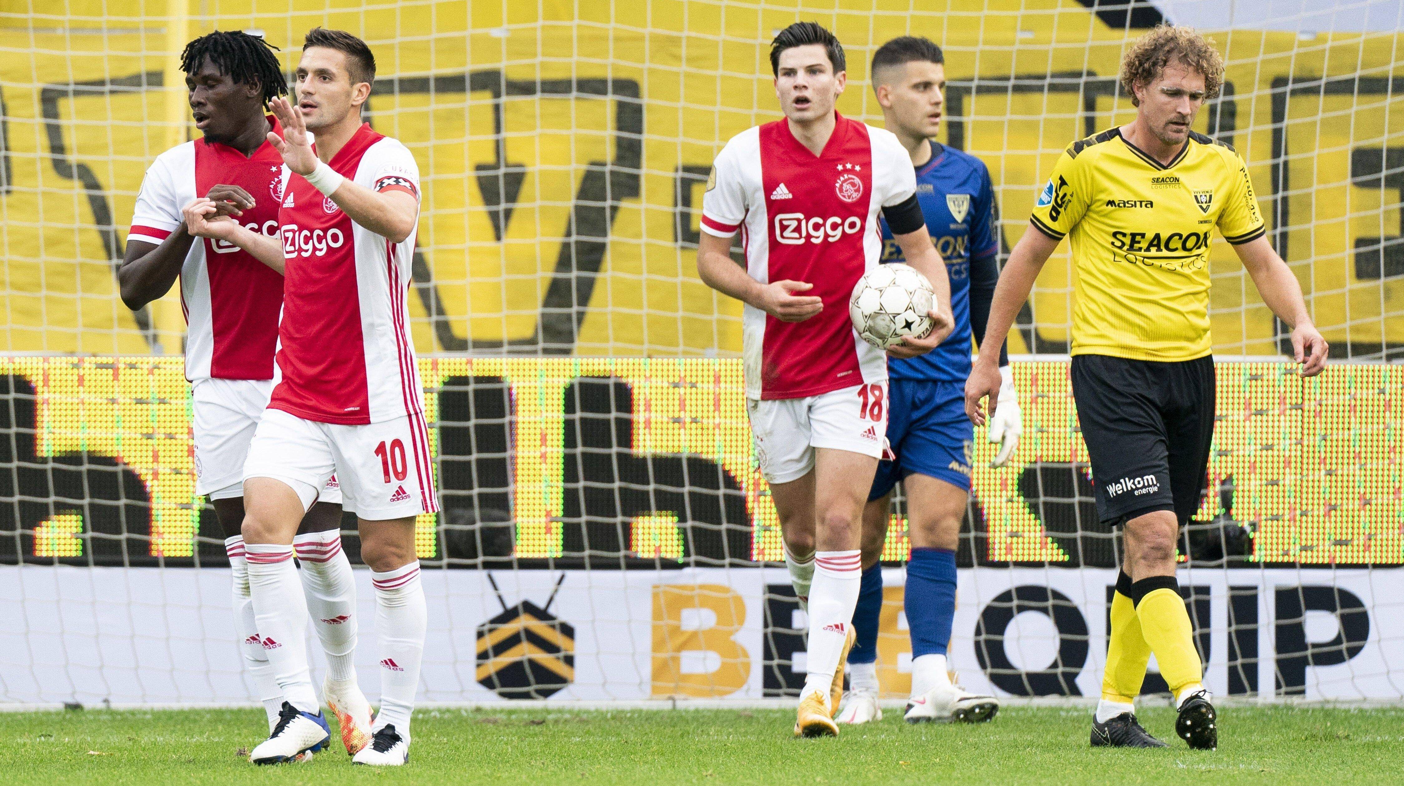 Highest Eredivisie victory in history - Ajax demolish VVV Venlo |  Transfermarkt