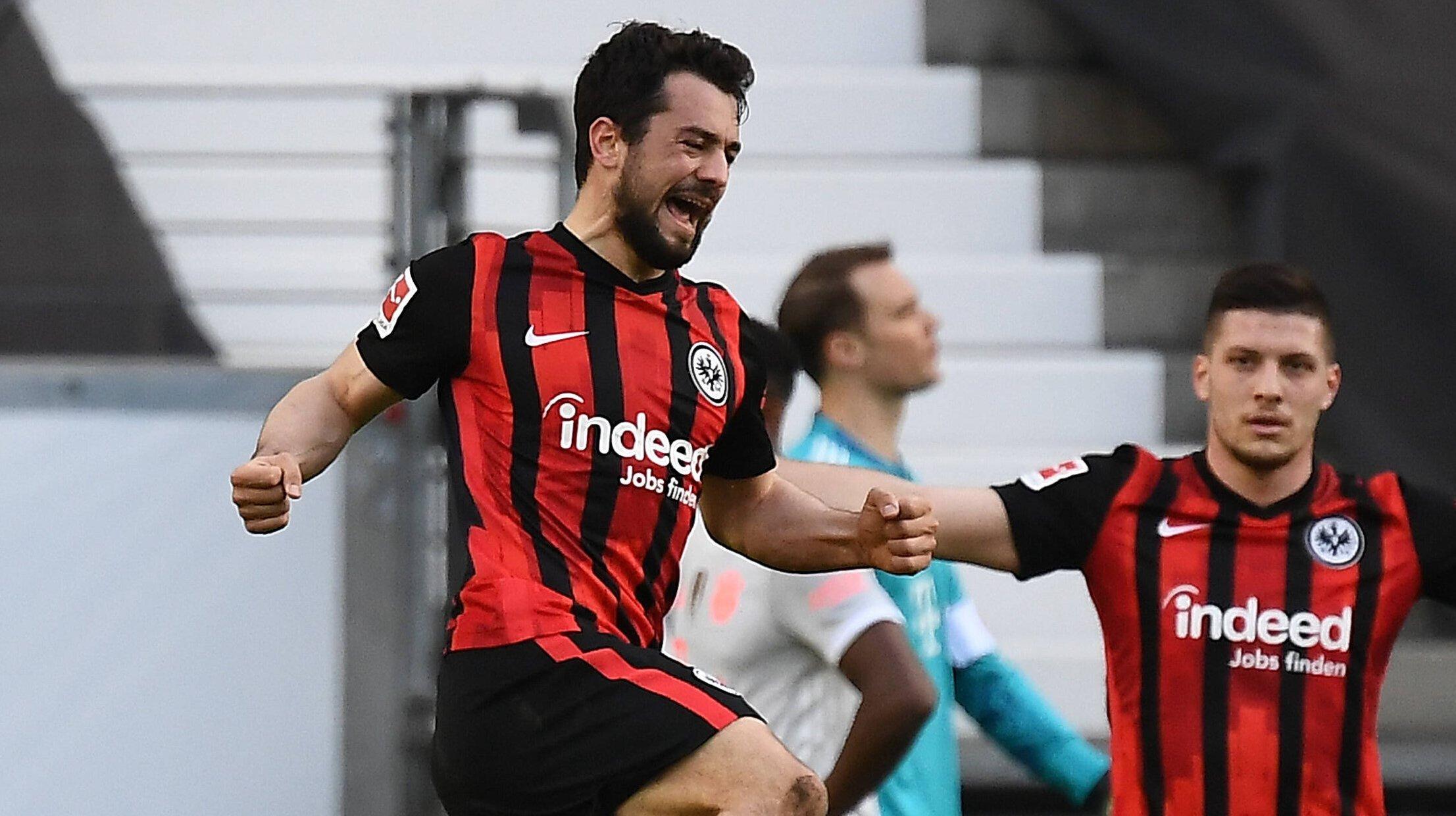 Amin Younes: l'Eintracht intenzionato a riscattarlo dal Napoli ...