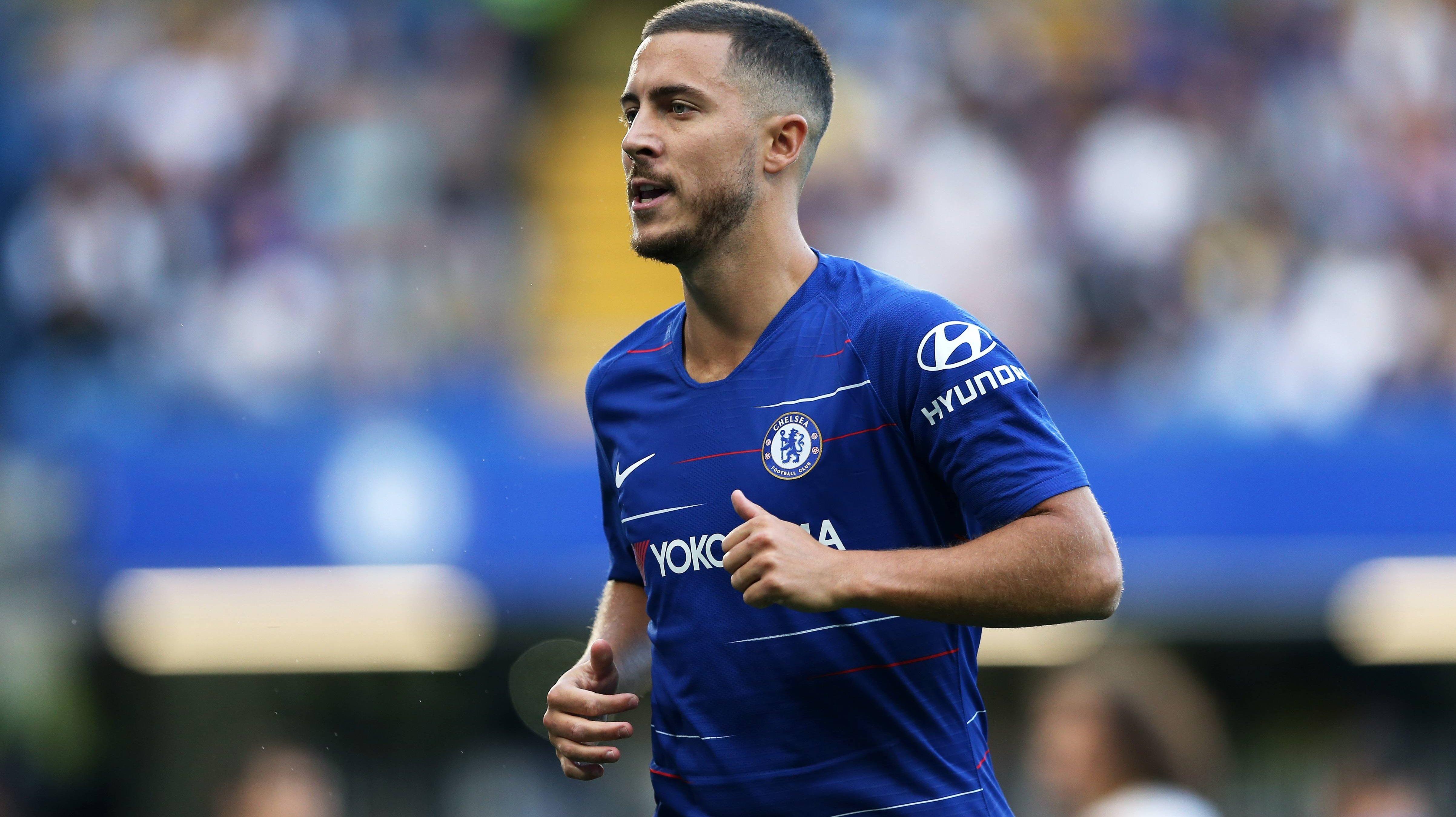 """Hazard liegt neuer Chelsea Vertrag vor – """"Es gibt wöchentlich ..."""