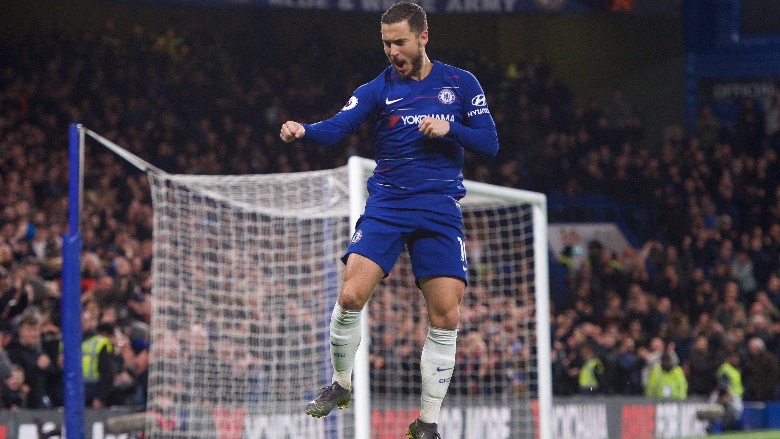 """Madrid feiert Hazard Endlich ein """"Galáctico"""" – """"Schwierigste ..."""