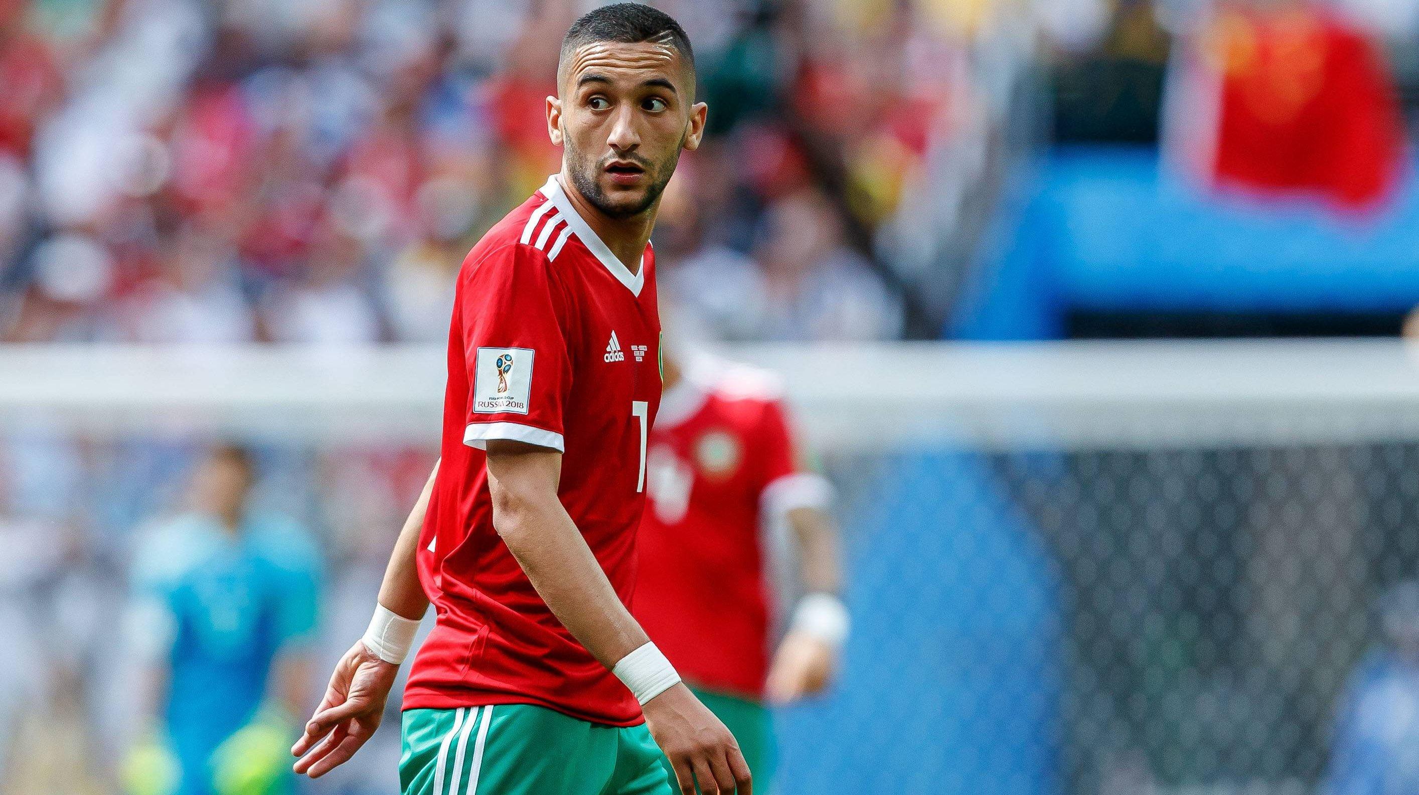 "Marokko-Trainer: Chelseas Ziyech ""behauptet, er sei verletzt, obwohl er  spielen kann"""