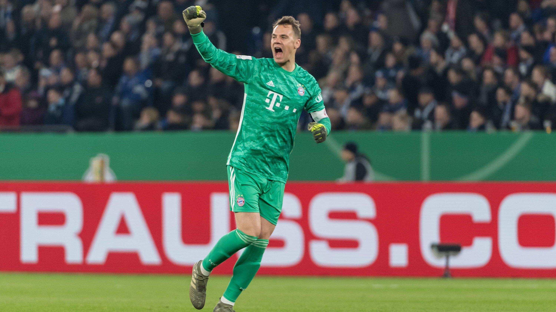 Manuel Neuer extends Bayern Munich contract - Nübel to provide ...