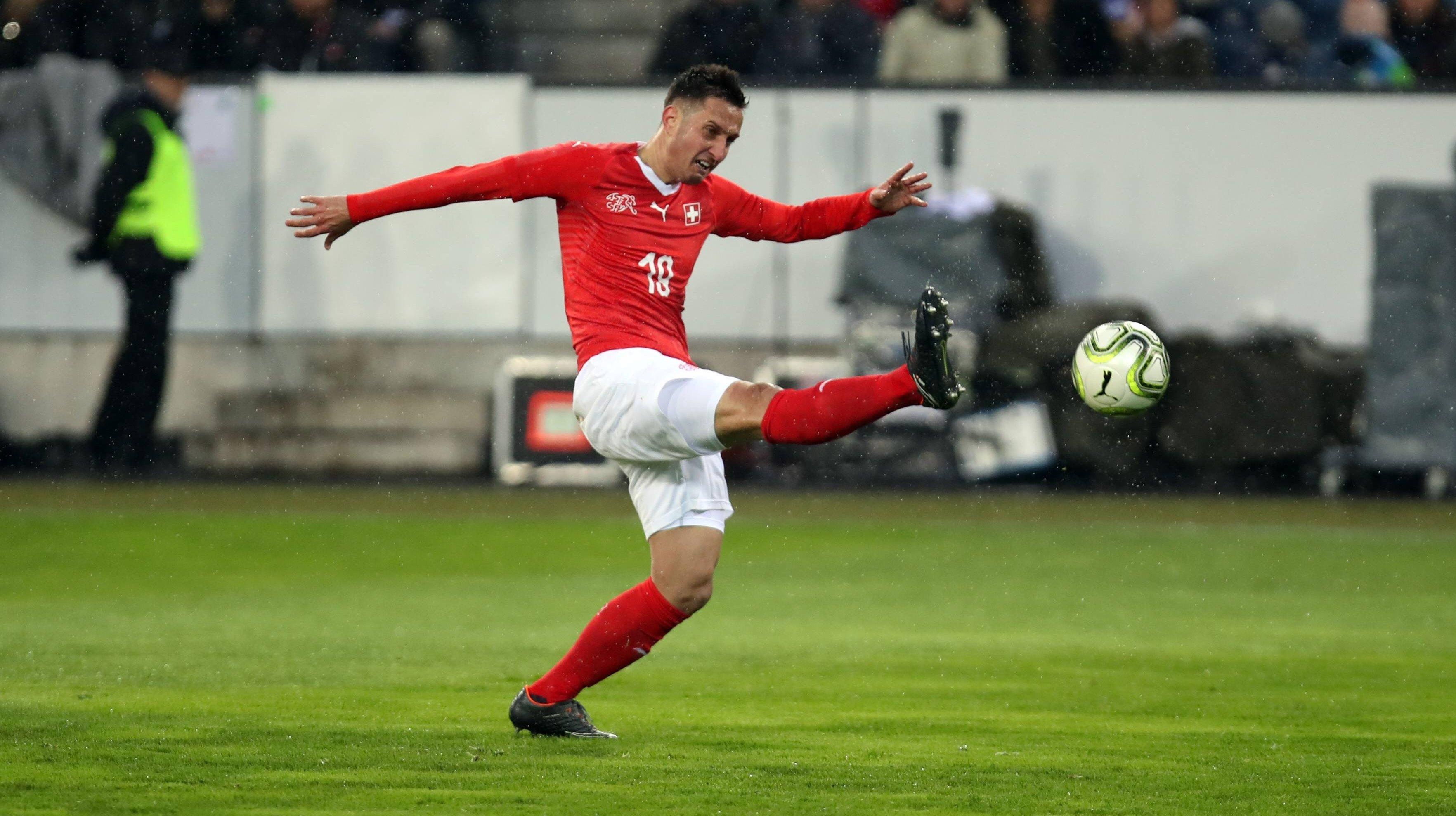 Ex-Bundesliga-Profi Mario Gavranovic wechselt zu Kayserispor in die Türkei