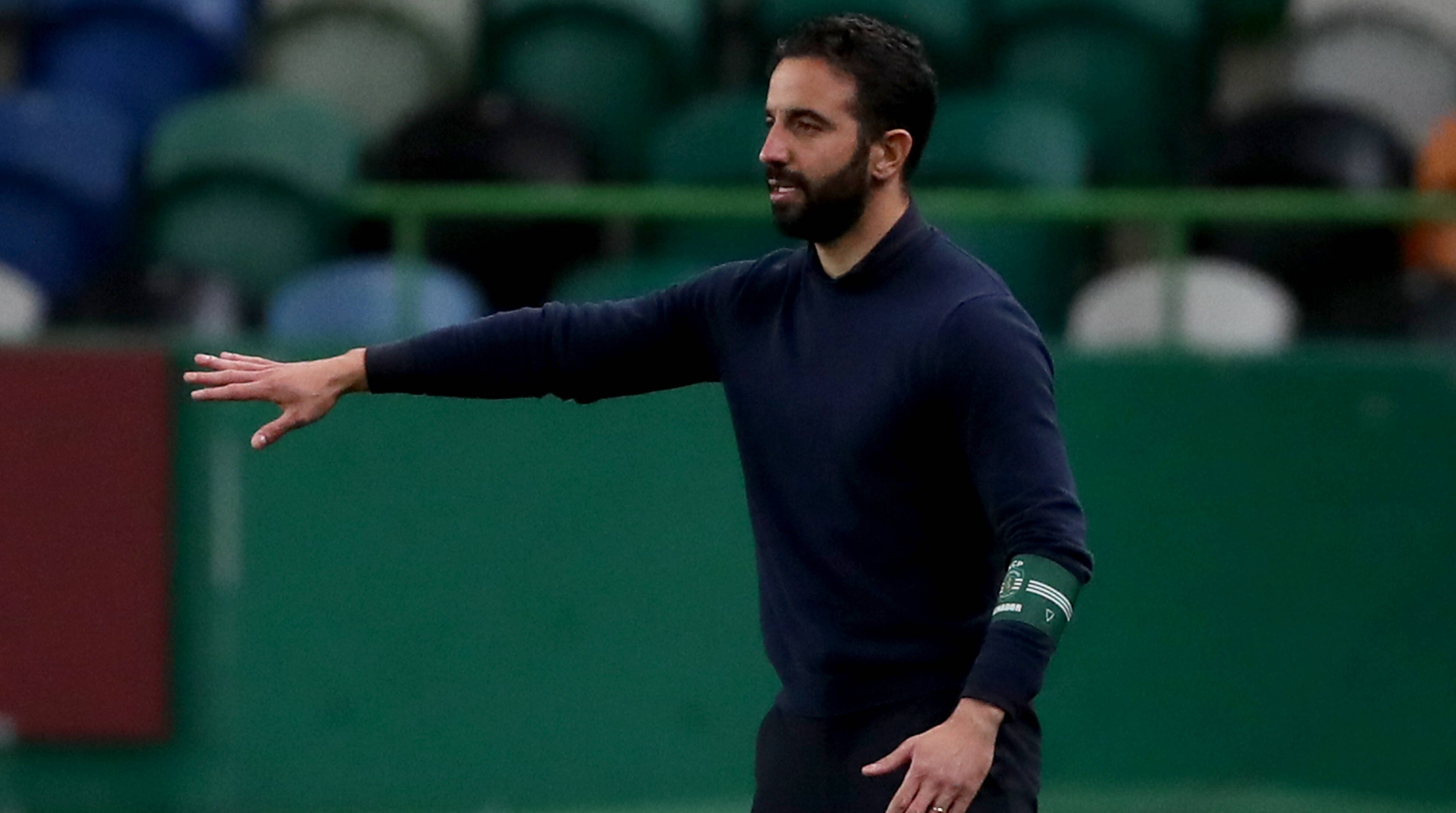 """Sporting CP head coach Amorim threatened with long-term ban - """"Indelible stain on reputation""""   Transfermarkt"""