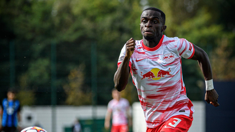 RB Leipzig macht Bonnah zum Profi – Rechtsverteidiger kam aus dem ...