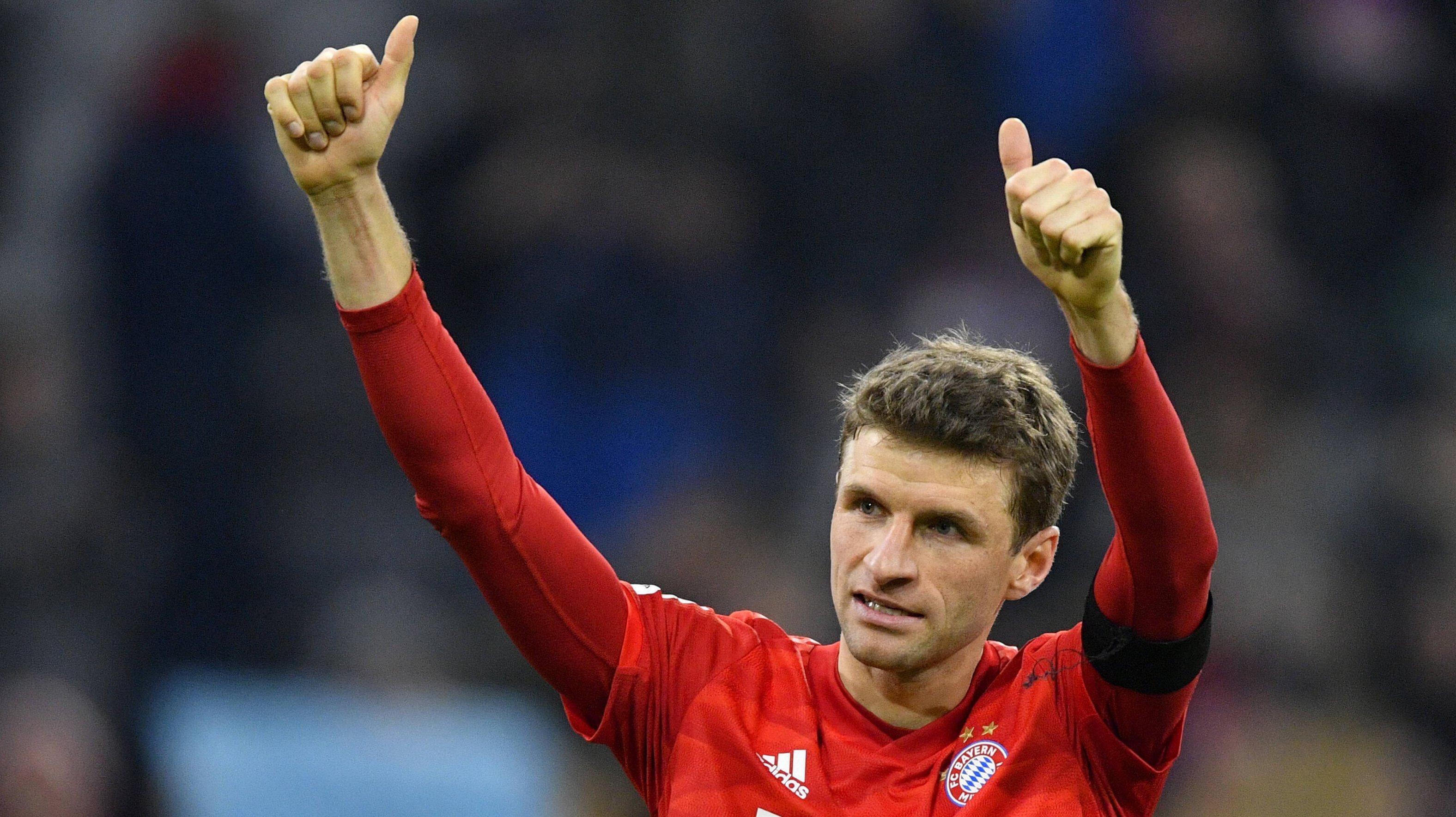 """Müller: """"Bin nicht auf FC Bayern fixiert"""" – Unter Vereinstreuesten Europas"""