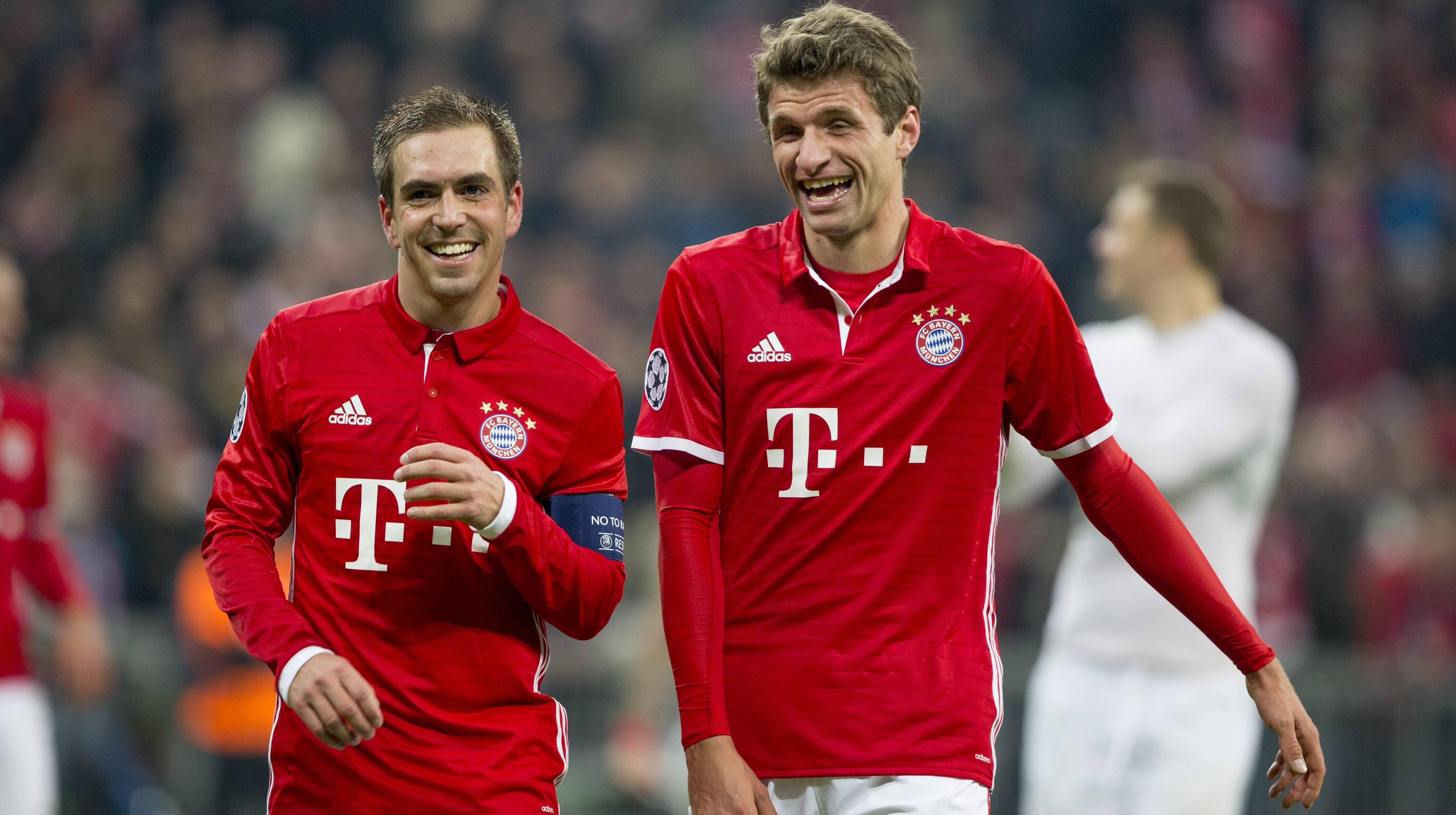 Fc Bayern Muller Neuer Deutscher Rekordspieler In Der Champions League Transfermarkt