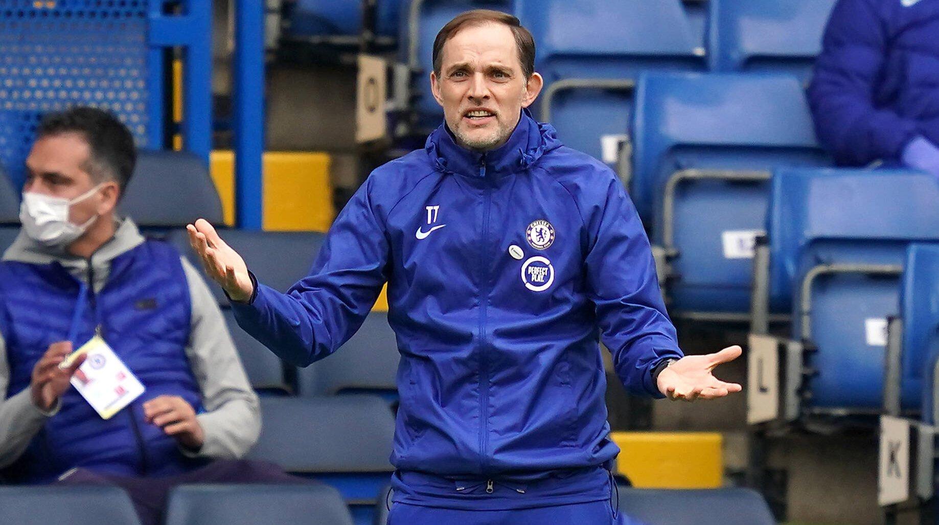 Fc Chelsea Thomas Tuchel Riet Von Frank Lampard Entlassung Ab Transfermarkt