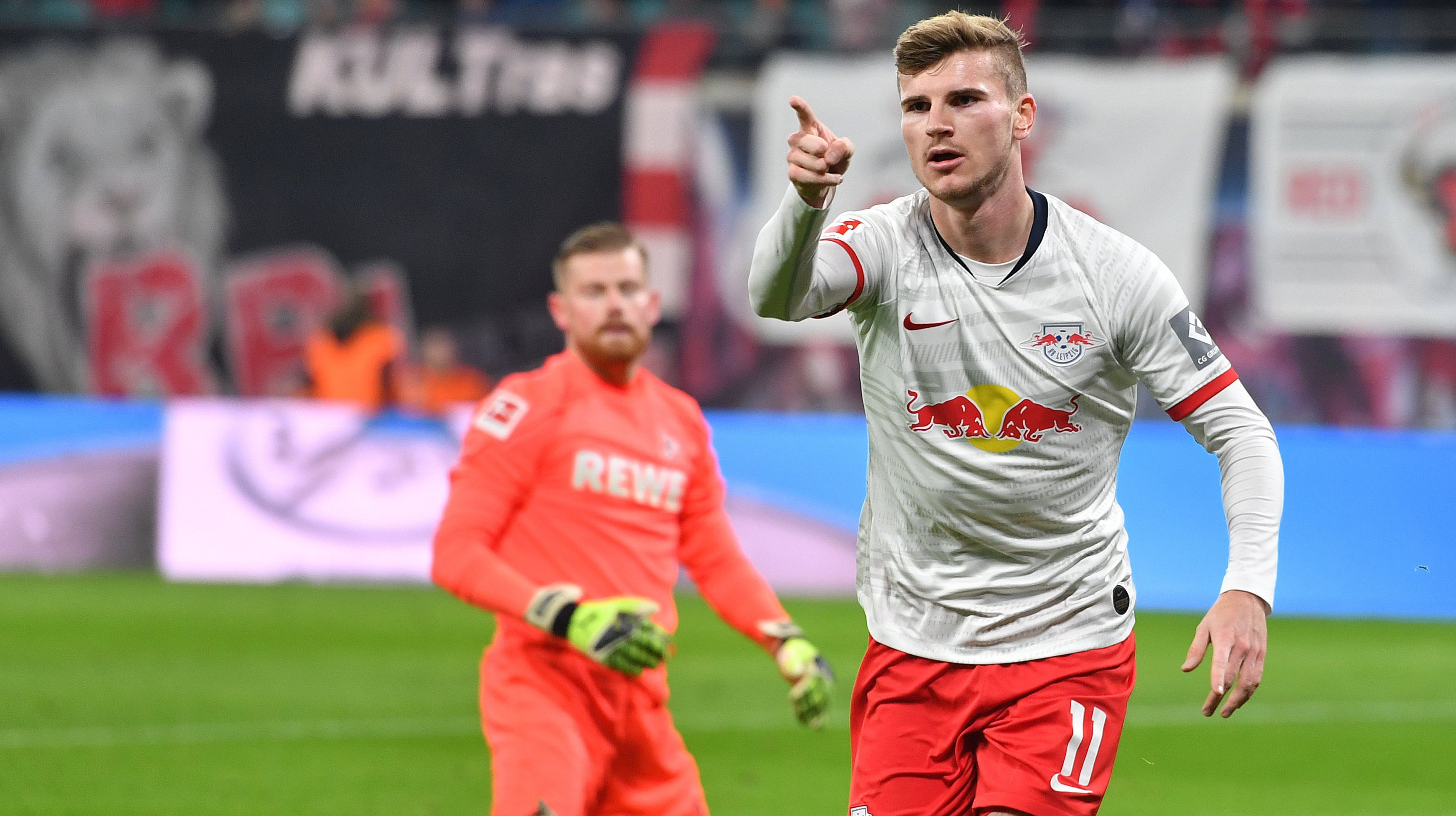 Timo Werner on Liverpool -