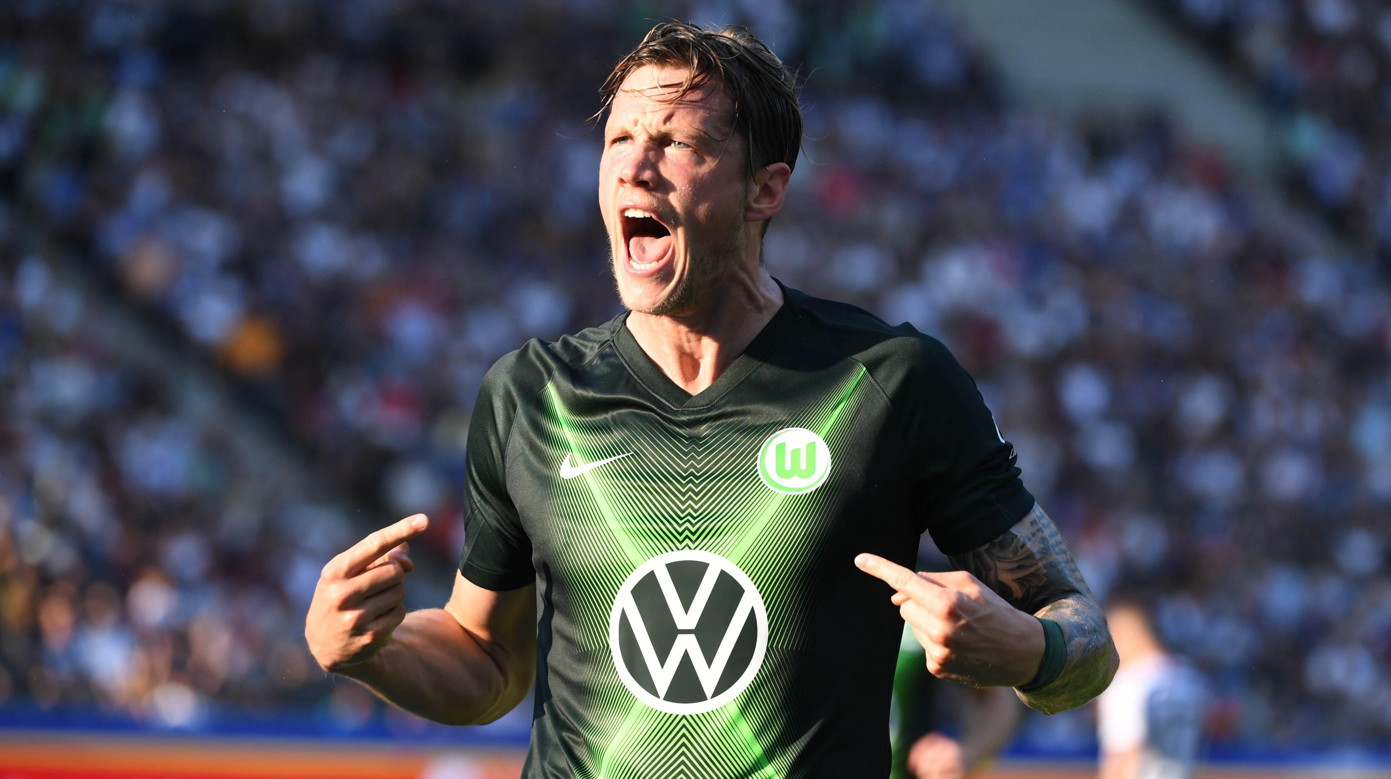Tottenham want to start talks with Weghorst - Wolfsburg forward as Kane  backup? | Transfermarkt