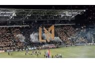 Choreo Banc of California Stadium LAFC