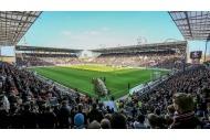 Das Millerntor-Stadion des FC St. Pauli