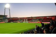 Groundhopping Aalborg BK Fantribüne