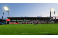 Groundhopping Aalborg BK Haupttribüne
