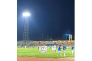 Weites Rund: Das Makario Stadium in Nikosia