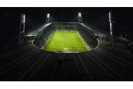 Weserstadion Nacht