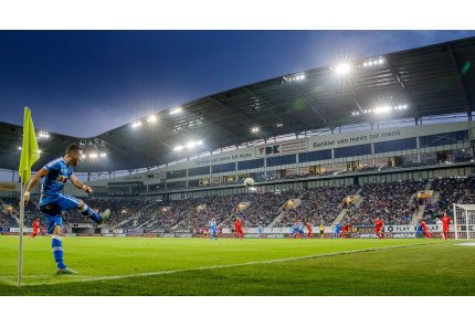 AA Gent stadion Ghelamco Arena