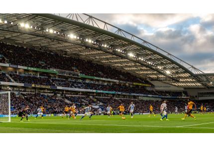 AMEX Stadium 2018, Stadion, Brighton & Hove Albion