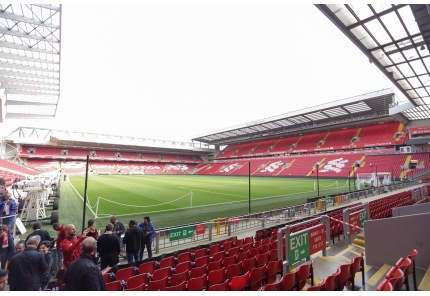 Anfield Road, FC Liverpool