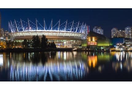 BC Place Stadium, Vancouver Whitecaps