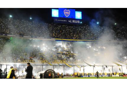 Boca Juniors, La Bombonera