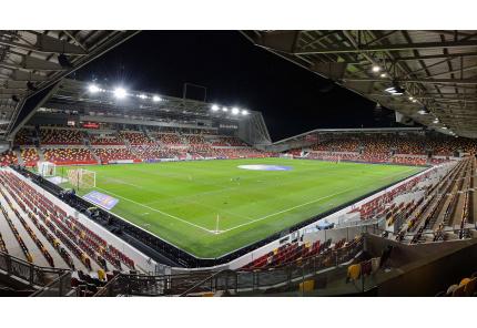 Brentford Community Stadium, Brentford FC