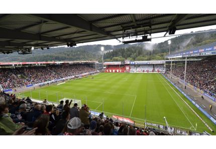 Schwarzwaldstadion, SC Freiburg, Fans