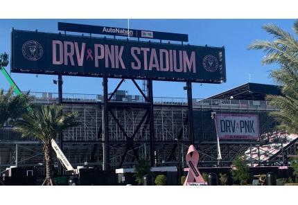 DRV PNK Stadium, Inter Miami CF