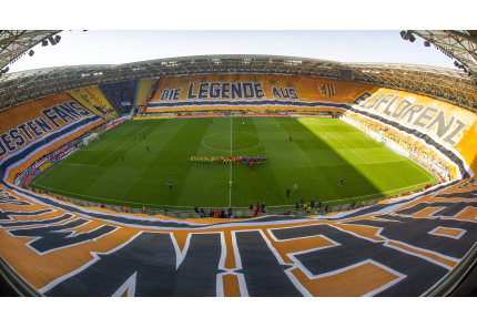 Dynamo Dresden, Choreo Rekord