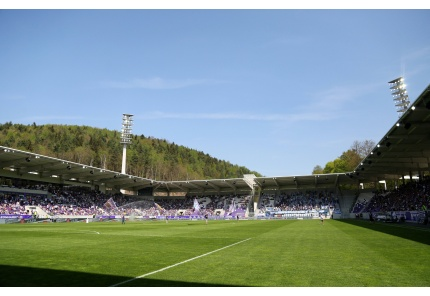 Erzgebirgsstadion, Erzgebirge Aue