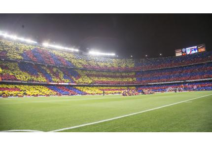 FC Barcelona, Choreo