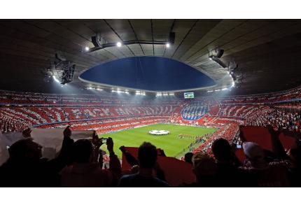FC Bayern München Choreo 2010