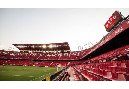 FC Sevilla, Stadion, Romón Sanchez Pizjuan