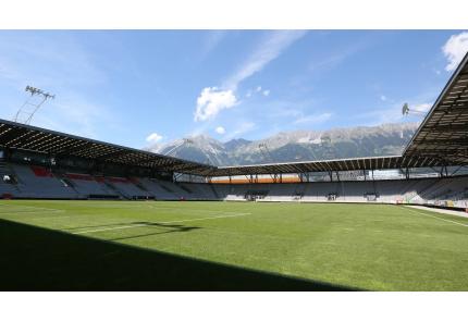 FC Wacker Innsbruck, Tivoli Stadion