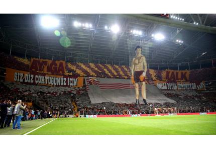 Galatasaray, Choreo