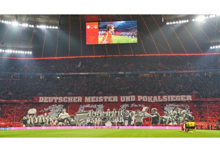 Galerie Zuschauer 09 Allianz Arena