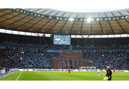 Galerie Zuschauer 10 Olympiastadion Berlin