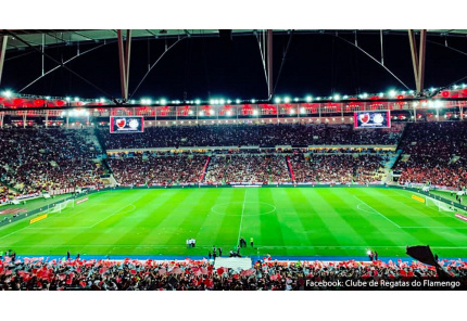 Galerie Zuschauer 15 Estádio Jornalista Mário Filho
