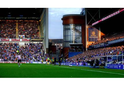 Glasgow Rangers, Ibrox Stadium, 2021