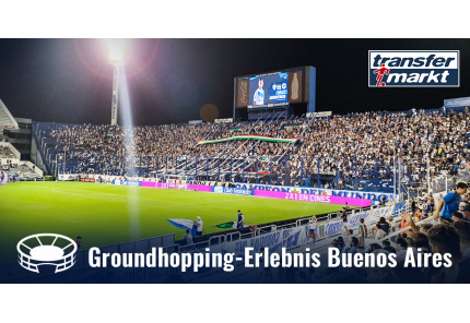 Groundhopping Velez Sarsfield In News/Facebook