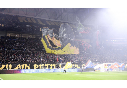 Groupama Stadium, Olympique Lyon